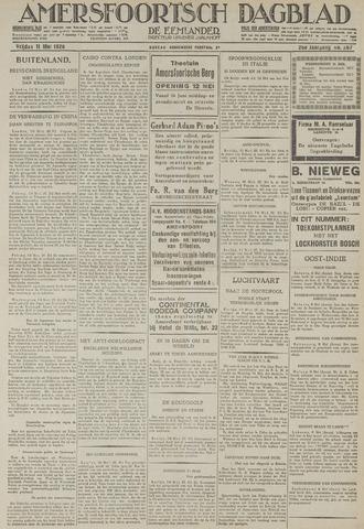 Amersfoortsch Dagblad / De Eemlander 1928-05-11