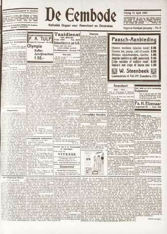 De Eembode 1935-04-19