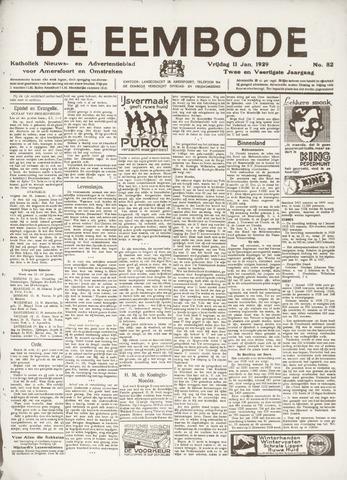De Eembode 1929-01-11