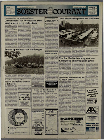 Soester Courant 1991-05-22