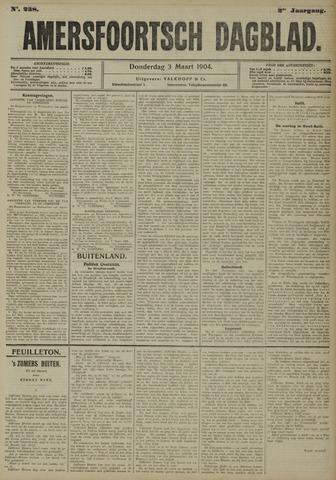 Amersfoortsch Dagblad 1904-03-03