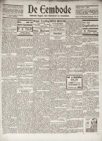 De Eembode 1935-11-08