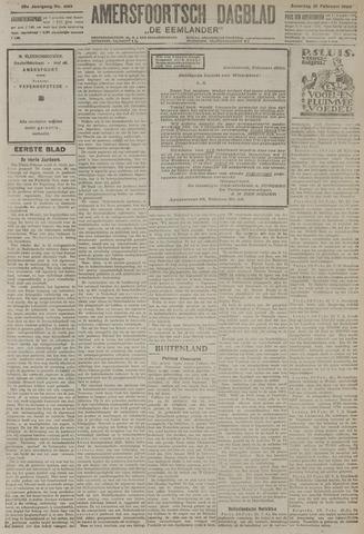 Amersfoortsch Dagblad / De Eemlander 1920-02-21