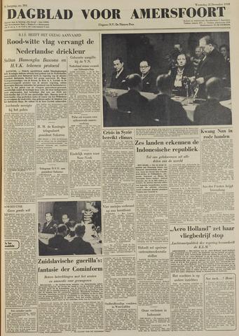 Dagblad voor Amersfoort 1949-12-28