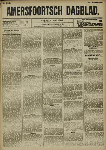 Amersfoortsch Dagblad 1905-04-14
