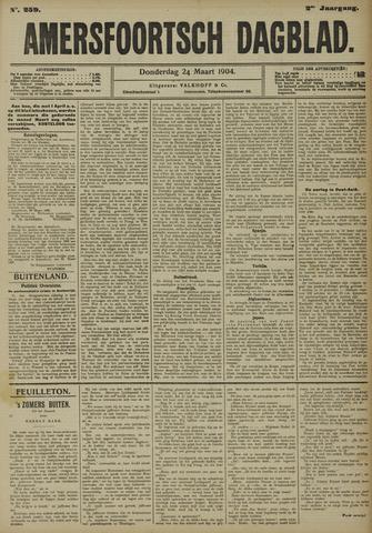 Amersfoortsch Dagblad 1904-03-24