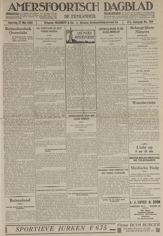 Amersfoortsch Dagblad / De Eemlander 1933-05-27