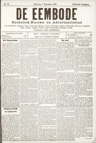 De Eembode 1901-12-07