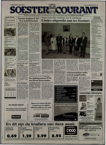 Soester Courant 2004-05-05