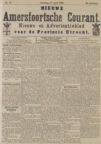 Nieuwe Amersfoortsche Courant 1920-04-17