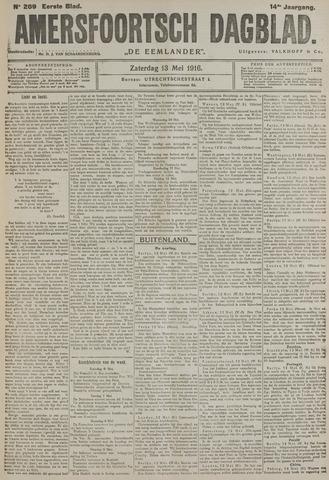 Amersfoortsch Dagblad / De Eemlander 1916-05-13