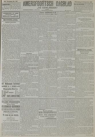 Amersfoortsch Dagblad / De Eemlander 1921-12-14