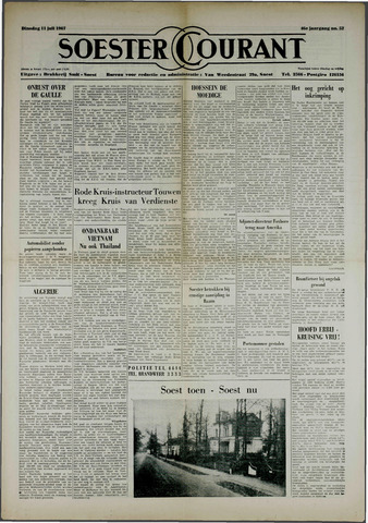 Soester Courant 1967-07-11