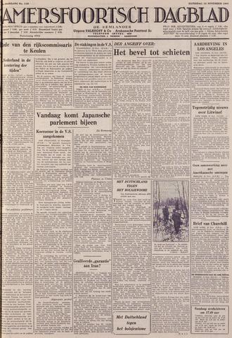 Amersfoortsch Dagblad / De Eemlander 1941-11-15