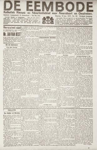 De Eembode 1917-01-16