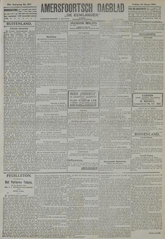 Amersfoortsch Dagblad / De Eemlander 1922-03-24
