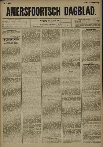 Amersfoortsch Dagblad 1912-04-19