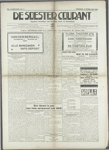 Soester Courant 1934-02-02