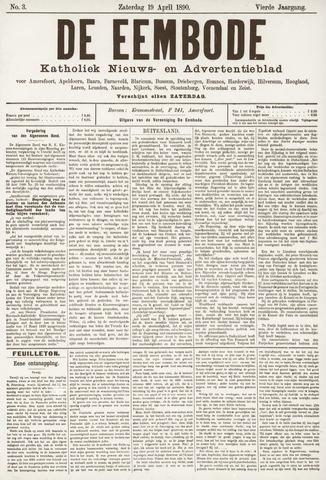 De Eembode 1890-04-19