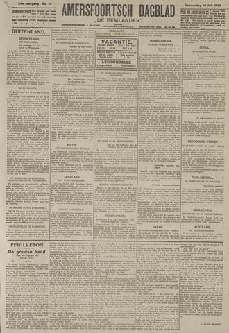 Amersfoortsch Dagblad / De Eemlander 1925-07-16