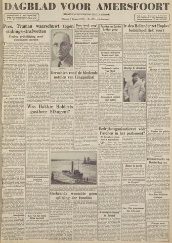 Dagblad voor Amersfoort 1947-01-07