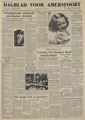 Dagblad voor Amersfoort 1949-01-29
