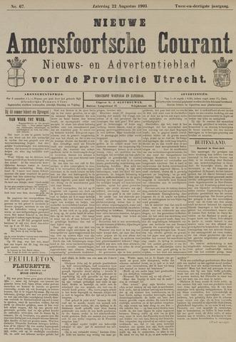 Nieuwe Amersfoortsche Courant 1903-08-22