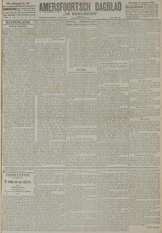 Amersfoortsch Dagblad / De Eemlander 1922-01-02