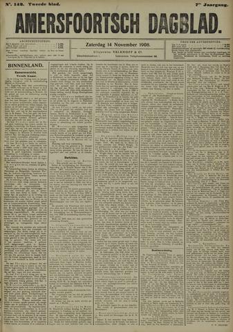 Amersfoortsch Dagblad 1908-11-14