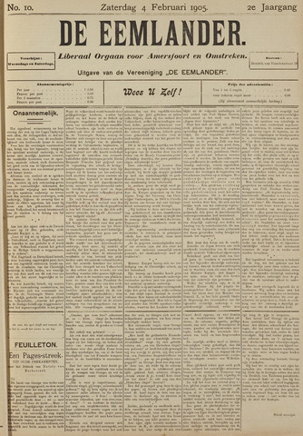 De Eemlander 1905-02-04