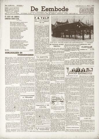 De Eembode 1941-05-09