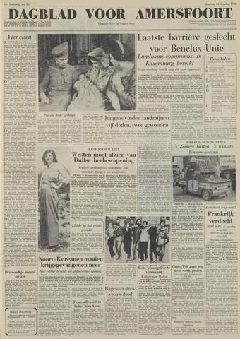 Dagblad voor Amersfoort 1950-10-23