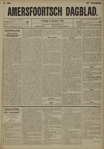 Amersfoortsch Dagblad 1912-01-12