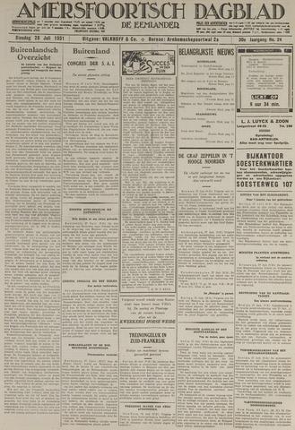 Amersfoortsch Dagblad / De Eemlander 1931-07-28