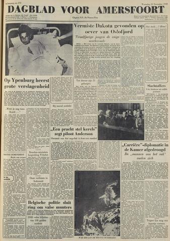 Dagblad voor Amersfoort 1949-11-23