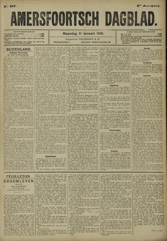 Amersfoortsch Dagblad 1910-01-31