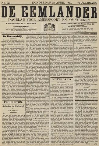 De Eemlander 1910-04-21