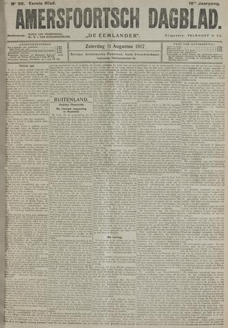 Amersfoortsch Dagblad / De Eemlander 1917-08-11