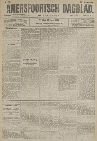 Amersfoortsch Dagblad / De Eemlander 1917-06-29