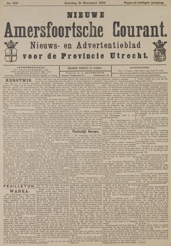 Nieuwe Amersfoortsche Courant 1910-12-24