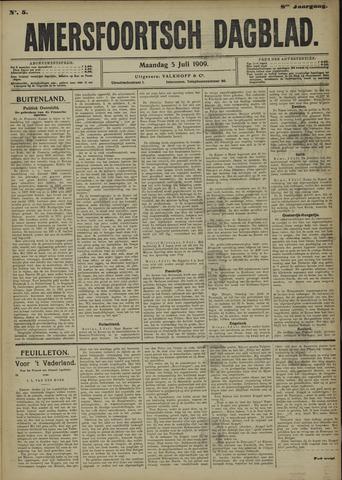 Amersfoortsch Dagblad 1909-07-05