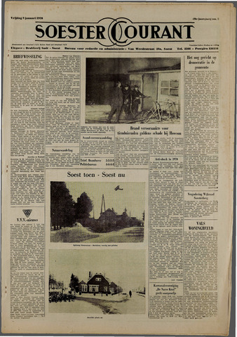 Soester Courant 1970-02-09