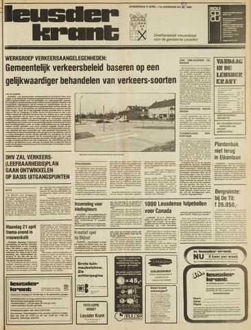 Leusder Krant 1980-04-17