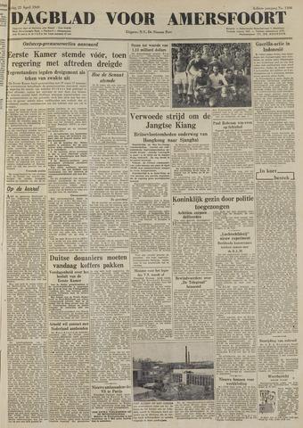 Dagblad voor Amersfoort 1949-04-22