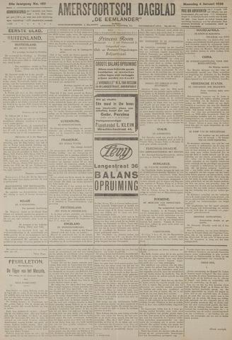 Amersfoortsch Dagblad / De Eemlander 1926-01-04