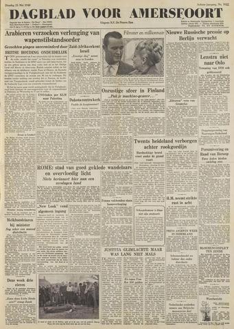 Dagblad voor Amersfoort 1948-05-25