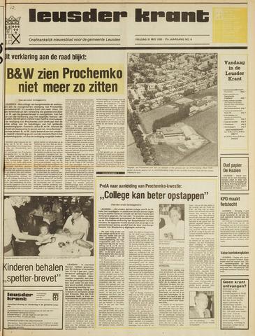 Leusder Krant 1985-05-31