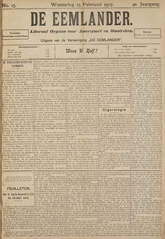 De Eemlander 1907-01-13