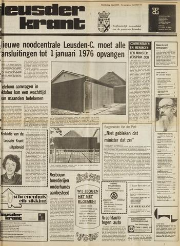 Leusder Krant 1975-07-03