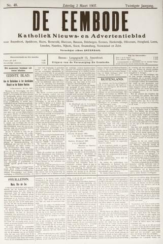 De Eembode 1907-03-02